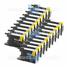 20 BLACK LC71 LC75 NON-OEM Ink for BROTHER MFC-J430W LC-71 LC-75 LC71BK LC75BK