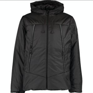 SUPERDRY Casey Padded Jacket - Black - 2XL - £ 69.99
