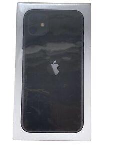 Factory Sealed Brand New Apple iPhone 11 256GB  Black Unlocked