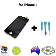 for iPhone 4 / 4G Replacement LCD Touch Screen Digitizer & LCD Assembly - BLACK