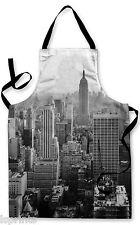 NEW York Skyline design Grembiule Barbecue Cucina Cucina DIPINTO GRANDE IDEA REGALO