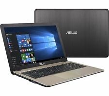 "ASUS VivoBook A540 15.6"" Laptop Intel Cr i3-5005 1TB HDD 4GB Ram DVD W10 - Black"