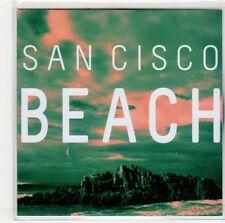 (ER183) San Cisco, Beach - 2013 DJ CD