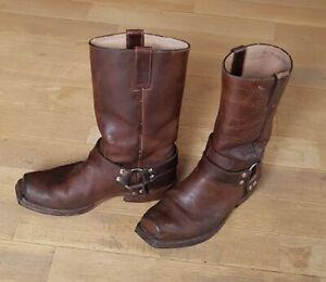 Biker Boots Stiefel Buffalo Gr 45