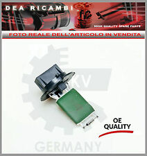 95R015 Resistenza Ventola Riscaldamento CITROEN XSARA PICASSO (N68) DAL 1999 ->
