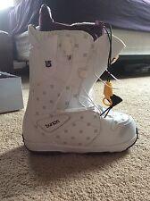 Women's snowboard boots 7.5