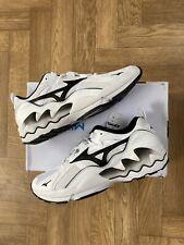 Mizuno Wave Rider 1 UK Size 9 En Caja Nuevo PVP £ 120 Zapato De Calidad