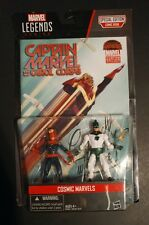 Rare Marvel Legends Series Captain Marvel (Cosmic Marvels) Action Figure - New