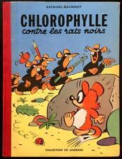 EO Chlorophylle 1 Chlorophylle contre les rats noirs (Macherot) (TBE)