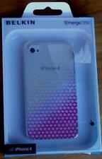Belkin Emerge 059 Case for iPhone 4 - BRAND NEW IN BOX - GREAT COLOR  ULTRA THIN