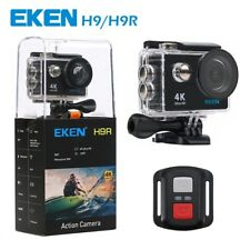 Original EKEN H9R Waterproof WiFi Sport Action Camera 4K HD Helmet Camcorder UK