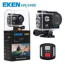 Original EKEN H9R Waterproof WiFi Sport Action Camera 4K HD Helmet Camcorder UK