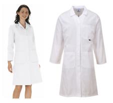 Portwest Ladies Lab Coat Food Medical Doctor Dentist Chemist Vet Jacket LW63