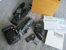 Nikon D D7000 16.2 Mp Digital Slr Camera - Black - gently used