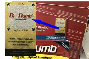 import form Canada tattoo 30g cream numb dr