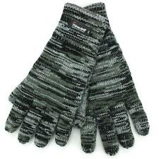 Thinsulate Mens Mottled Gloves 3M Warm Winter Lined Knitted Knit
