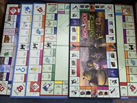 Lot of 6 Monopoly Game Boards ONLY Craft Supplies Art Projects Spanish French