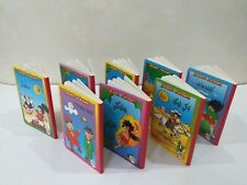 8 Small Books Of Stories Interesting For Children In Arabic Language.