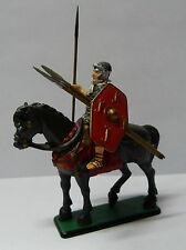 FABBRI Italeri Römer, Prätorianer zu Pferd SD 008, 1/32 Metall Figur