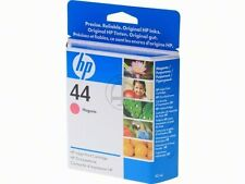 HP no. 44 inkjet cartridge Magenta Red purpurowy HP 51644me 51644m 51644