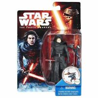 "Star Wars Hasbro Black Series W2 Force Awakens 3.75"" # Kylo Ren Figure NEW"