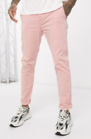 Levi's Men'sStandard Tapered Chino Pants Size 38X32 Rose Tan Shady Wash New
