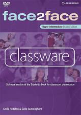 face2face classware Upper-intermediate (single classroom), , Excellent condition