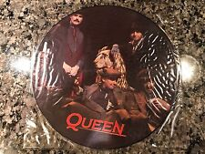 Queen Picture Disc! Limited. David Bowie The Beatles Pink Floyd AC/DC U2