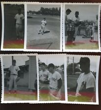 1957/1961 New York Yankees Polaroid Photos 11 Different