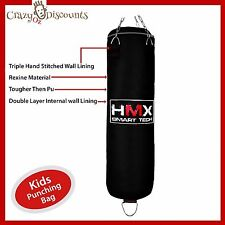 KIDS PUNCH BAG PUNCHING BOXING GLOVES FLOOR ANCHOR SYSTEM MARTIAL ART KICK BOX