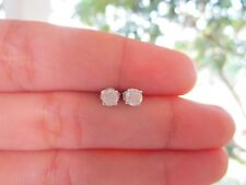 .46 Carat Diamond White Gold Stud Earrings 14k sepvergara