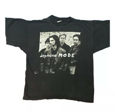 DEPECHE MODE 1993 Devotional European Tour T Shirt Official XL