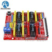 5PCS V3 Engraver 3D Printer CNC Shield Expansion Board A4988 Driver for Arduino