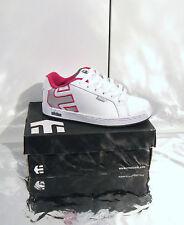 chaussure basket*ETNIES*FADER SMU W'S blanc eu 37.5/US7/UK 4.5 NEUF 75€ Sacrifié