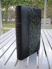 Memoires Du Prince De Talleyrand Par Le Duc De Broglie 1891 Leather Vol Iii Only