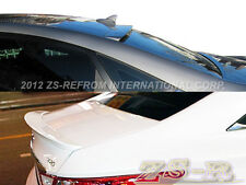 2010-2013 Sonata YF Model Sedan Painted Factory Trunk Lip + Roof Wing Spoiler