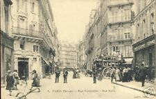 France CPA Paris Rue Vintimille 9-e Arrondissem (f1327)