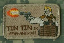 ELITE SAS JTF2 KSK Commandement des Opérations Spéciales: Tintin in Afghanistan