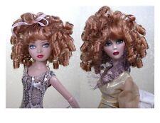 Monique Wig CHARMAINE Size 6-7 Light Ginger Ellowyne Volks Evangeline Unoa