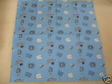 University North Carolina Tar Heels A/O Fabric Bandana Pet/Dog or YOU! NEW