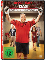DVD * DAS SCHWERGEWICHT - Kevin James , Salma Hayek # NEU OVP