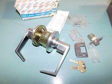 Yale Cylindrical Lever Handle Lockset Keyed ENTRY