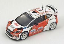 SPARK Ford Fiesta RS WRC No.6 WRC Monte Carlo 2012 Evgeny Novikov  S3342 1/43