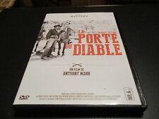 "DVD NEUF ""LA PORTE DU DIABLE"" Robert TAYLOR / Anthony MANN - western"