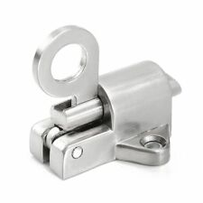 Home Security Spring Slide Bolt Window Door Automatic Latch Lock Self Closi Y7C7