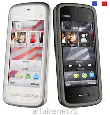 Téléphone Portable NOKIA 5230 Neuf Débloqué MP3 Ecran Tactile Gps Bluetooth