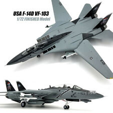 USA F-14D VF-103 1/72 aircraft finished plane Easy model non diecast