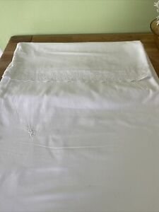 Laura Ashley King Size Duvet Cover Only 100% Cotton good clean condition