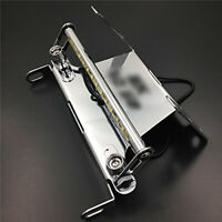 "LED Fender Eliminator Tidy Tail ""ZX10"" For 2004-2006 Kawasaki Ninja Zx10R Chrome"