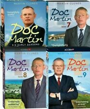 Doc Martin DVD Season 1 - 9 + Movies Collection Series 1 2 3 4 5 6 7 8 & 9 New